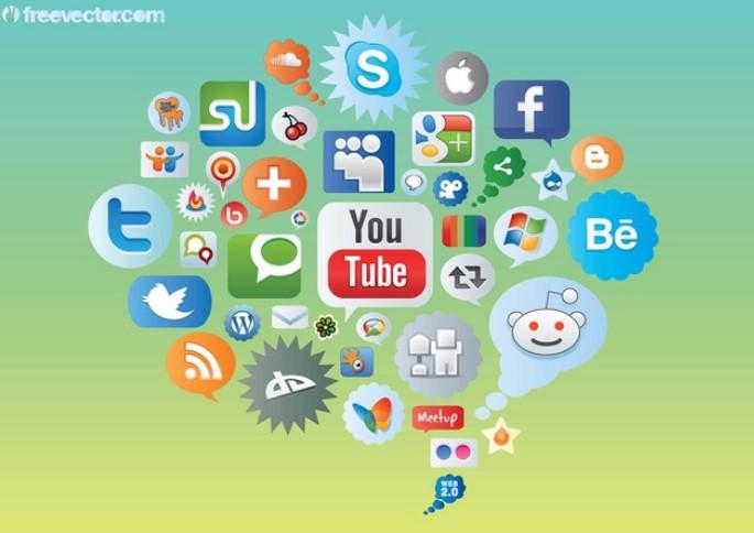 skype icons
