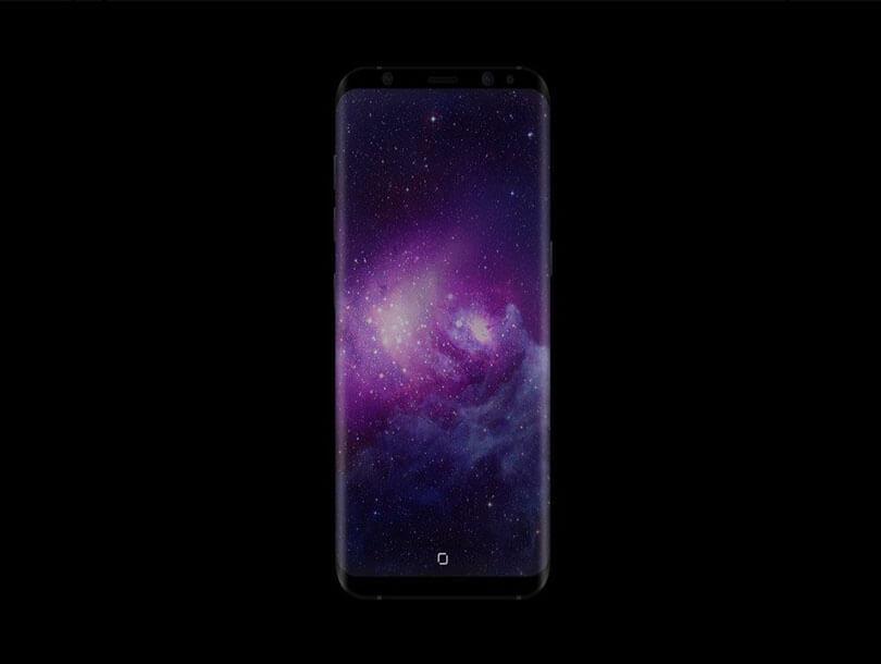 Amazing Galaxy S8