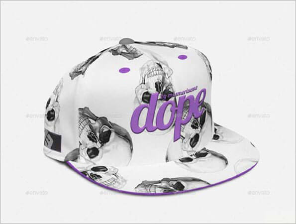 Awesome Best Free Cap PSD