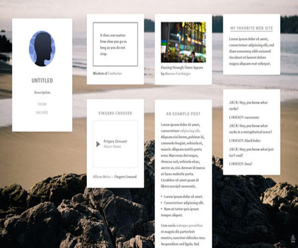 Awesome Free Responsive Tumblr