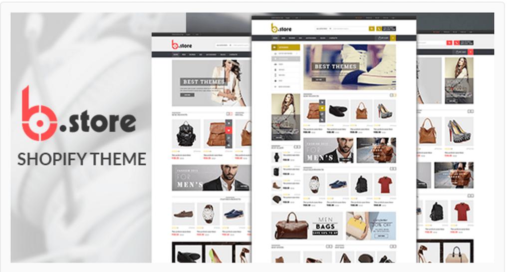 BStore Shopify Theme