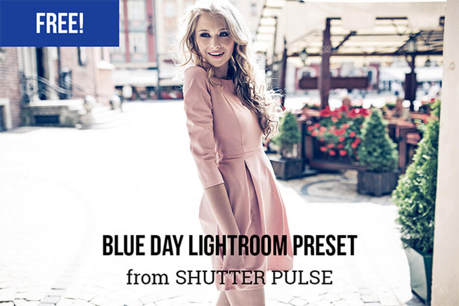 Blue Day Preset to Make