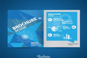 Brochure Blue Best Advertising 300x200
