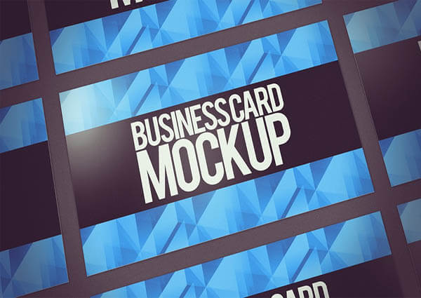 Bussiness Card Mockup