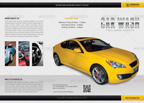 Car Wash Best Advertising