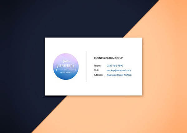 Card PSD Business