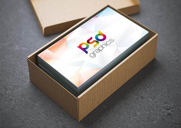 Cardbord Free PSD