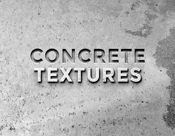 Concrete Pack for Photoshop