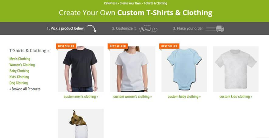 Different Best Free T Shirt PSD