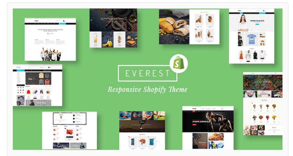 Everest Shopify Theme