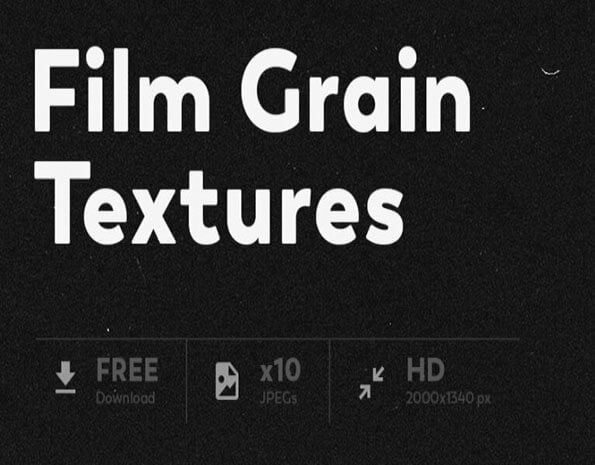 Film Grain Texture Pack