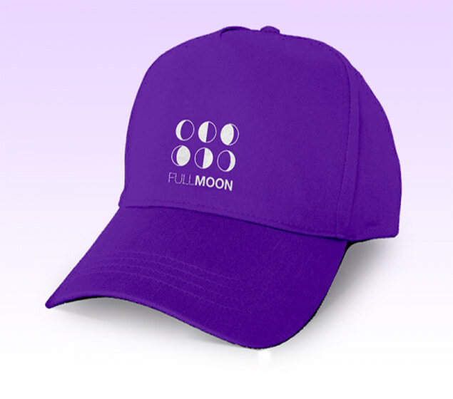 Full Moon Free Cap
