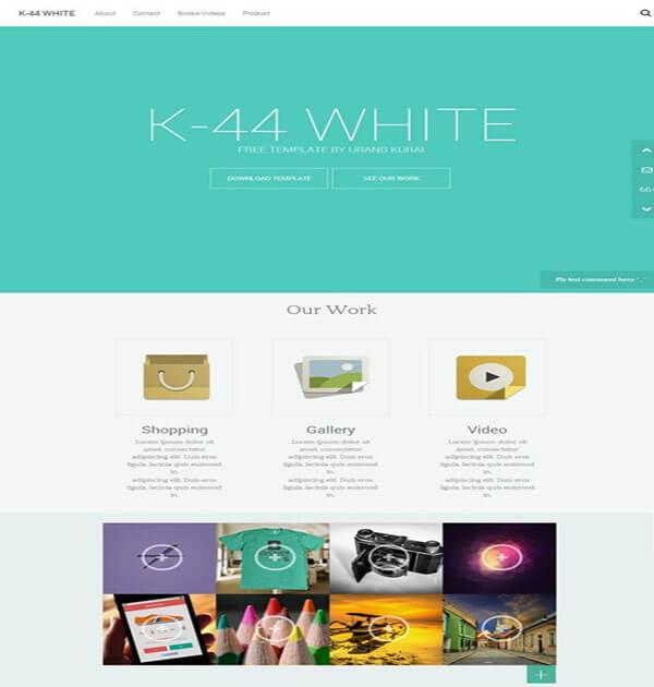 K 44 White Best Free