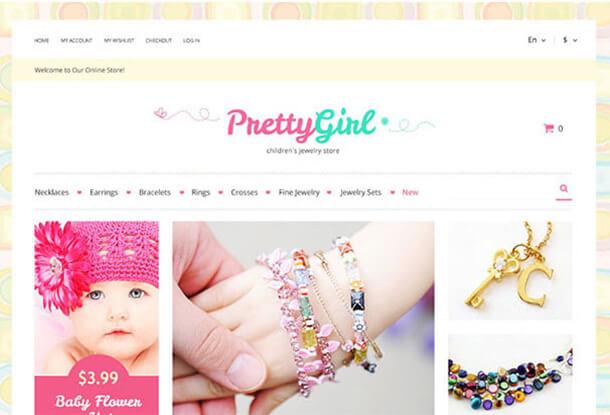 Kids Jewelery Best Responsive