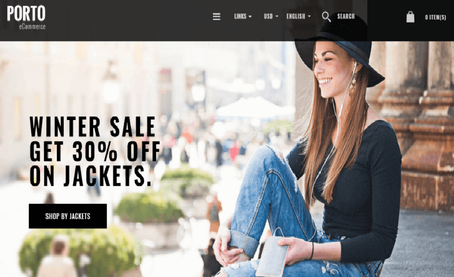 LadyBest Responsive Shopify