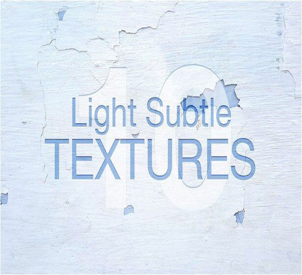 Light And Subtle Pattern Texture