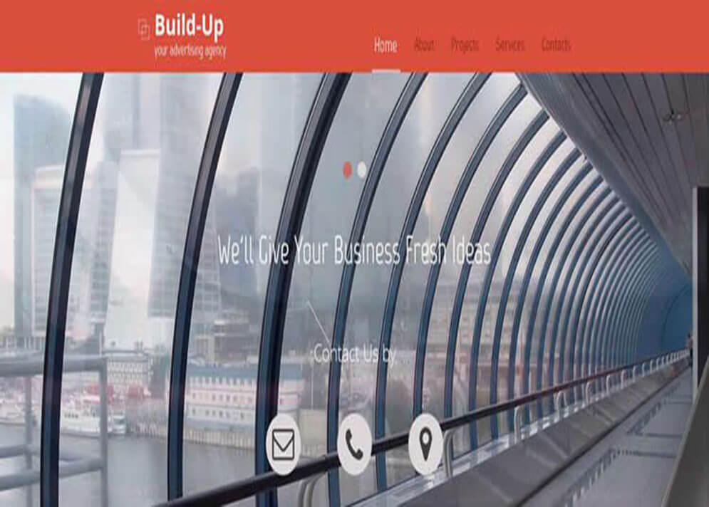 Look CSS3 Website