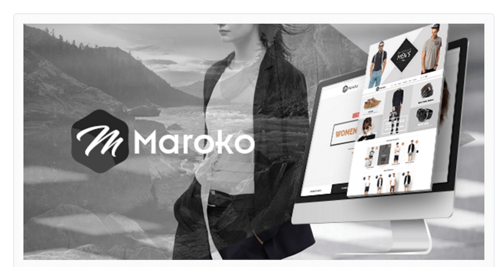Maroko Theme For Your Online