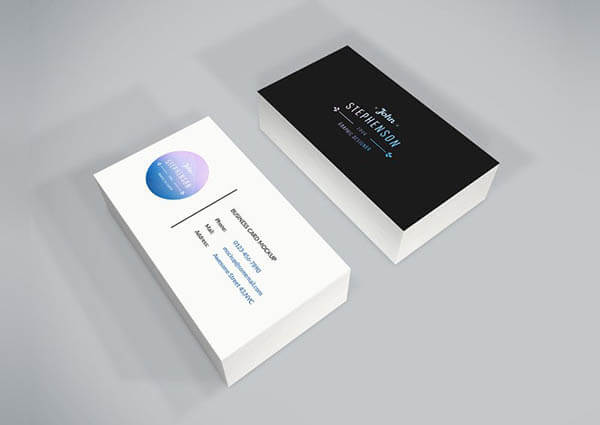 Mockup PSD Business
