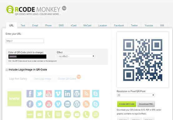 Monkey Online QR Code