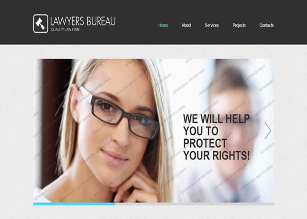 Optical CSS3 Website