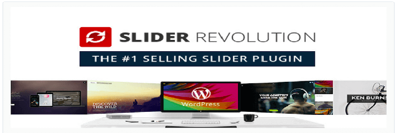 Slider Revolution Free WordPress