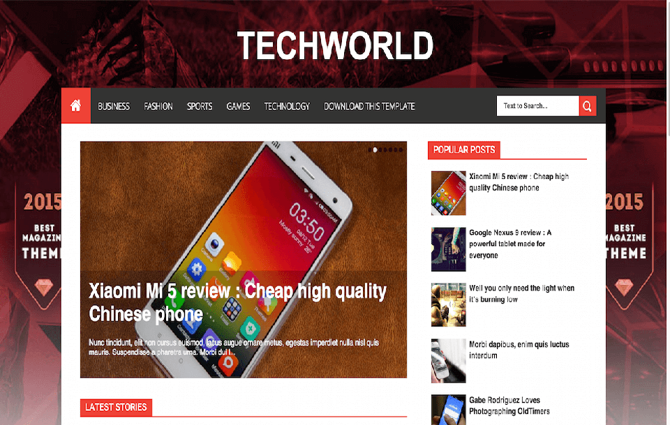 TechWorld Best Free