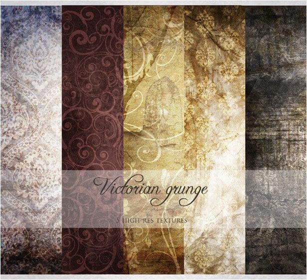 Victorian Grunge Best Pattern Texture