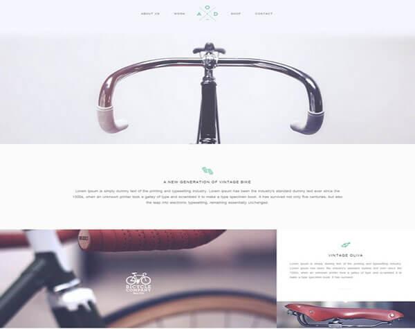Yebo HTML5 CSS3 Website