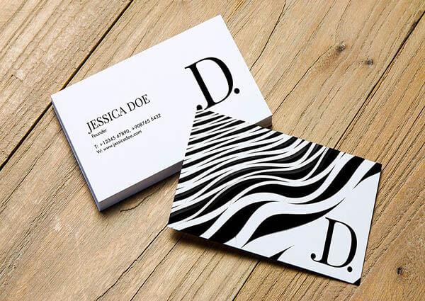 Zebra Free PSD Business
