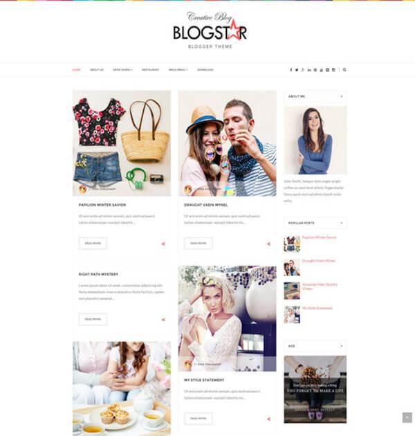 blogstar Best Free