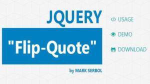 Free jQuery Plugins