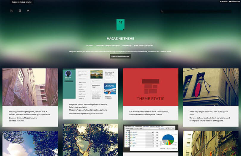 48 best free responsive tumblr themes download pronofoot35fo Gallery