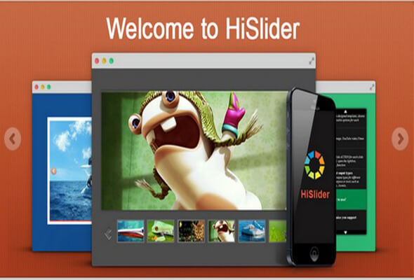 hislider Free Responsive