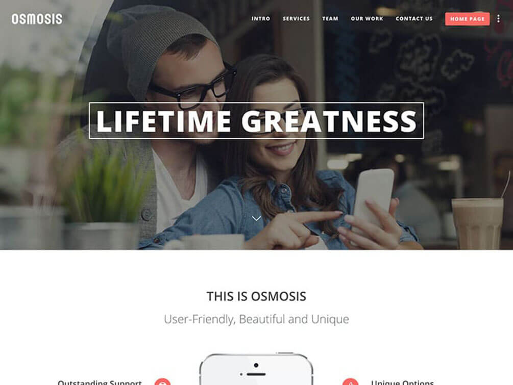 osmosis Best Responsive One