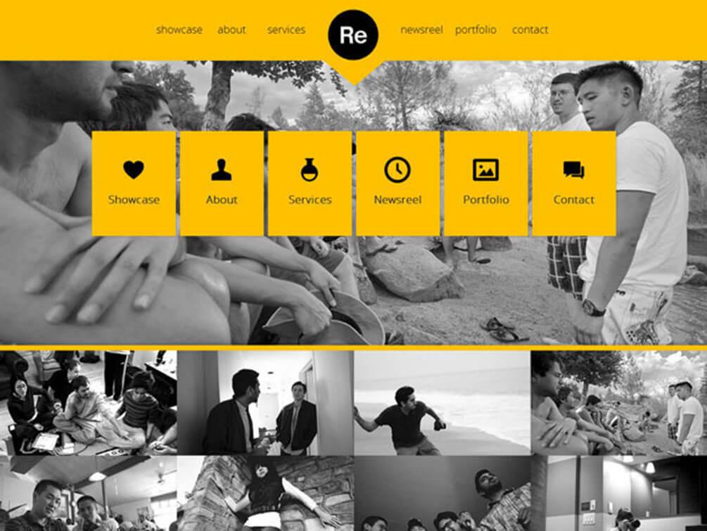 renova Responsive One Page