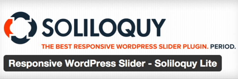 soliloquy Free WordPress