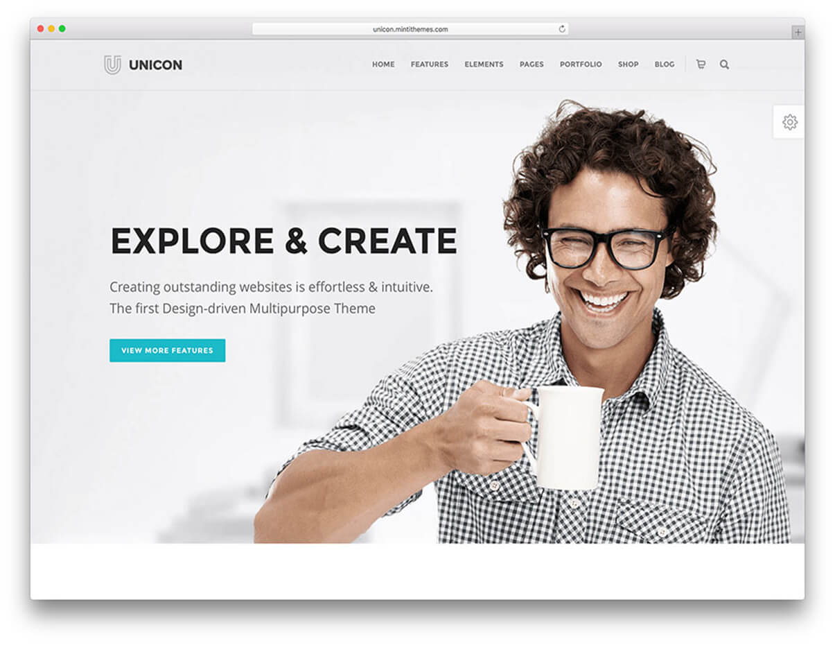 unicon WordPress Theme