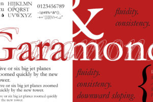 Garamond Font Free 300x200