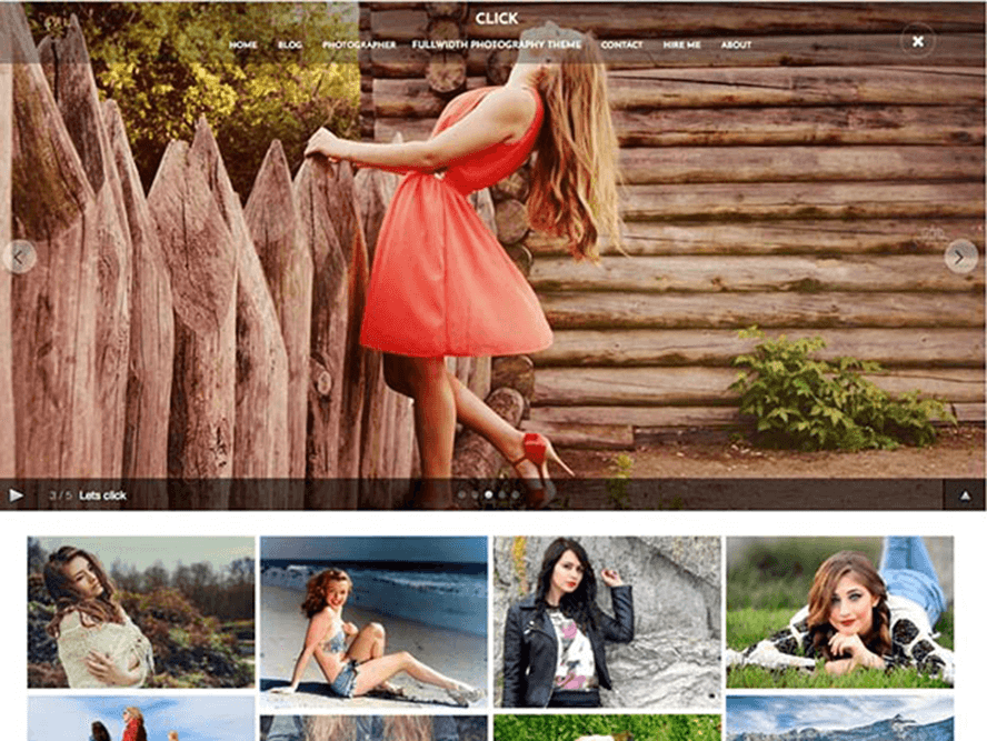 click ptheme Best Free Photography WordPress Themes 2