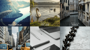 cubic Best Free Photography WordPress Themes 1 300x168