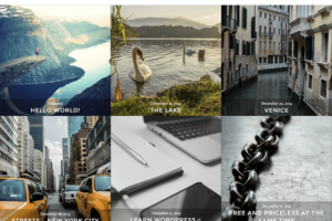 cubic Best Free Photography WordPress Themes 1 300x200