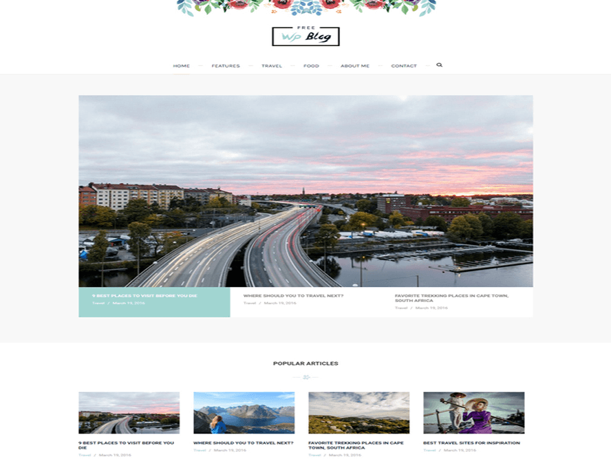 palmas free theme Best Responsive Magazine WordPress Theme
