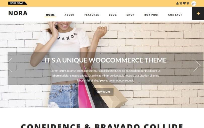 cheap ecommerce wordpress themes 4