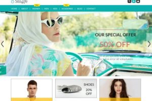 free wordpress ecommerce themes with slider 3 300x200
