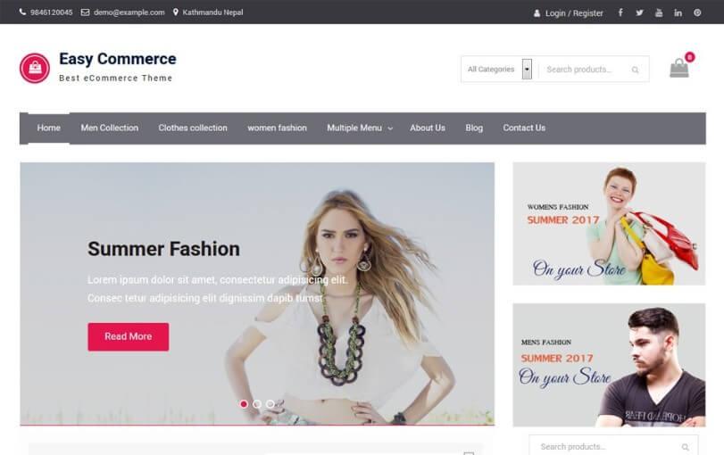 premium ecommerce wordpress themes 3