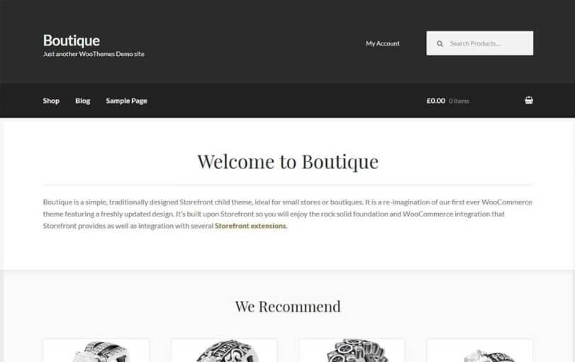 product showcase wordpress theme free 4