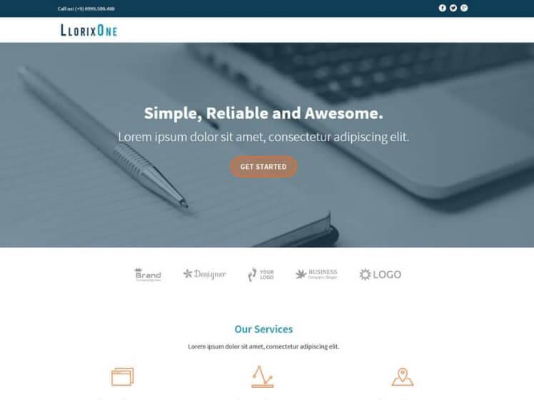 product showcase wordpress theme free 5