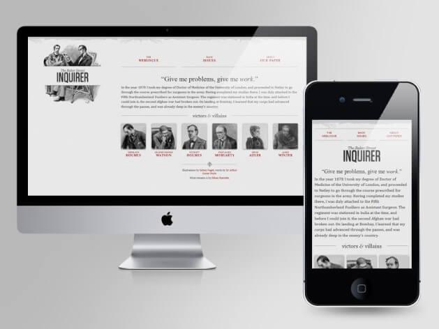 responsive web design css 4