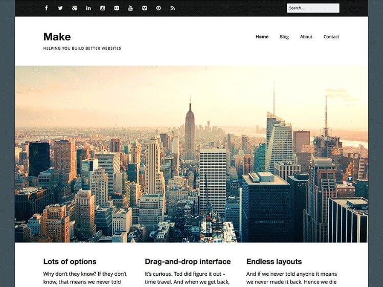 shopping ecommerce wordpress theme free download 2